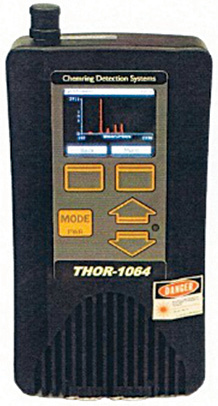 THOR-1064 explosive detector