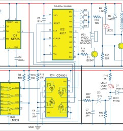 no load and overload protector for ac motors full electronics project free circuit diagrams 4u power on time delay circuit [ 2026 x 1325 Pixel ]