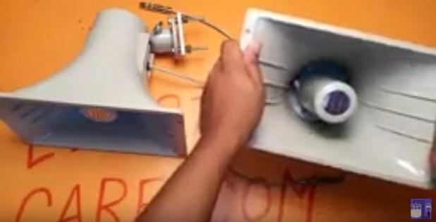power horn repair Radioshack