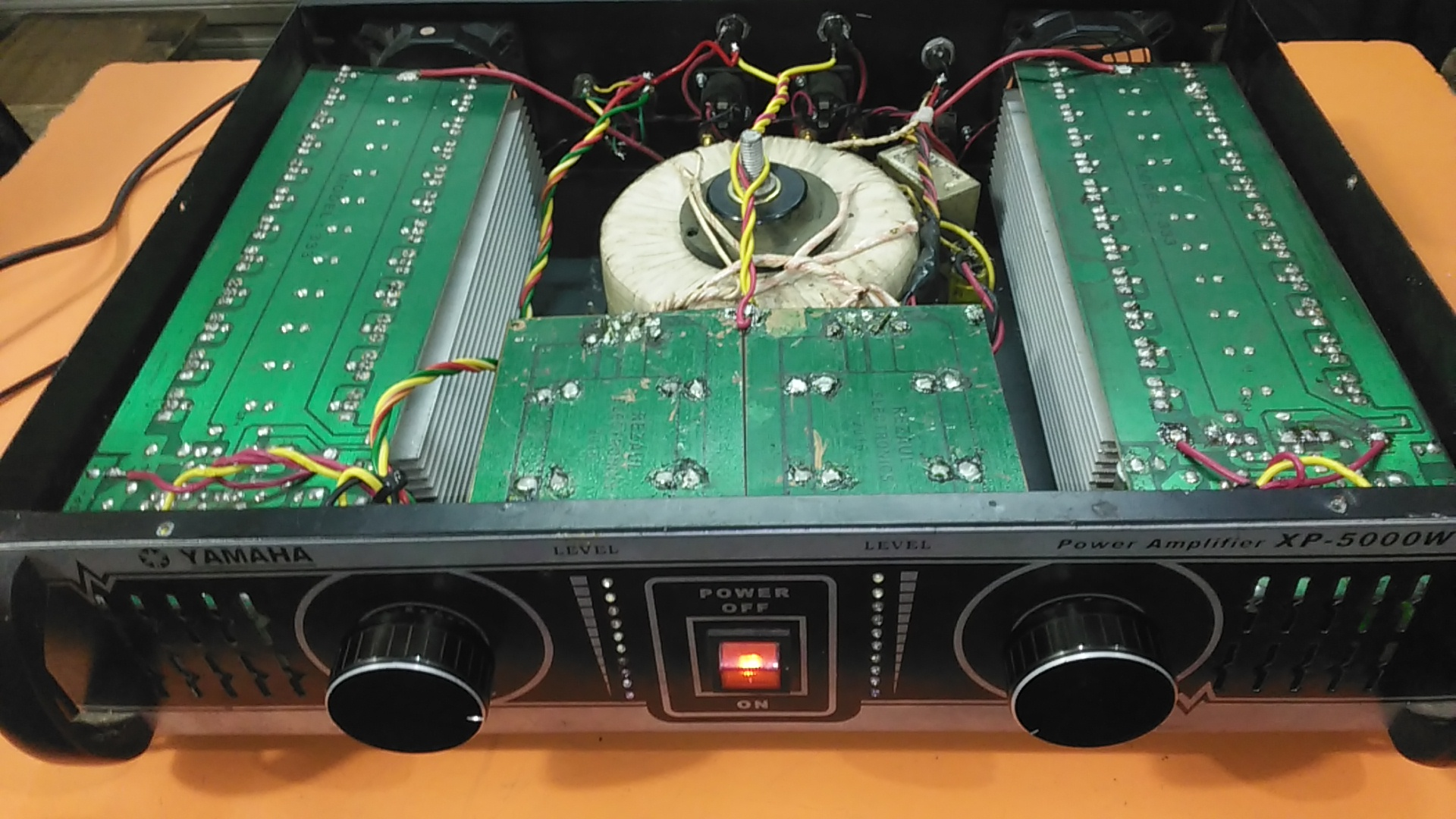 How To Make An Amplifier 2000 Watts Electronics Help Care