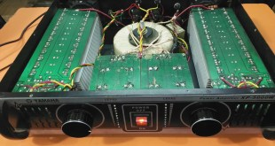 how to make an amplifier