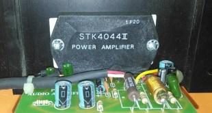 circuit diagram STK4141