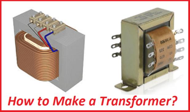 constructing transformer