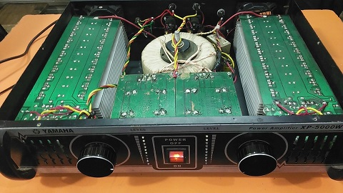 Wire gauge for transformer