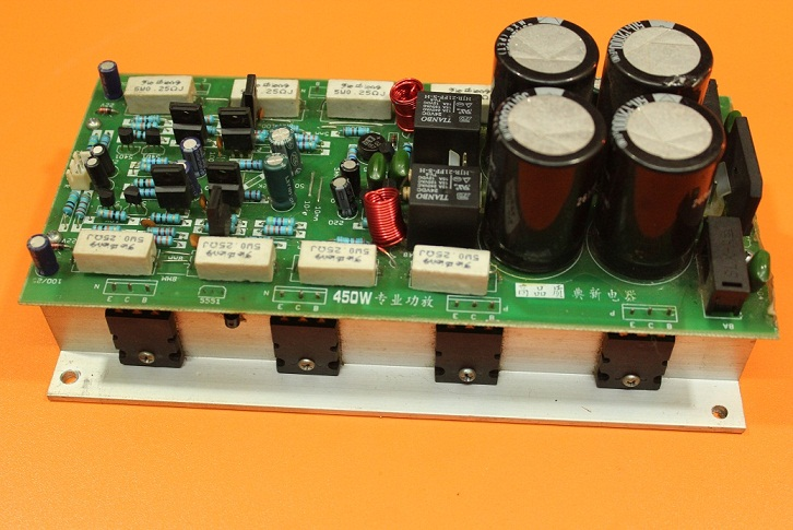 how to repair amplifier circuit - Electronics Help Care