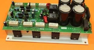 how to repair amplifier circuit