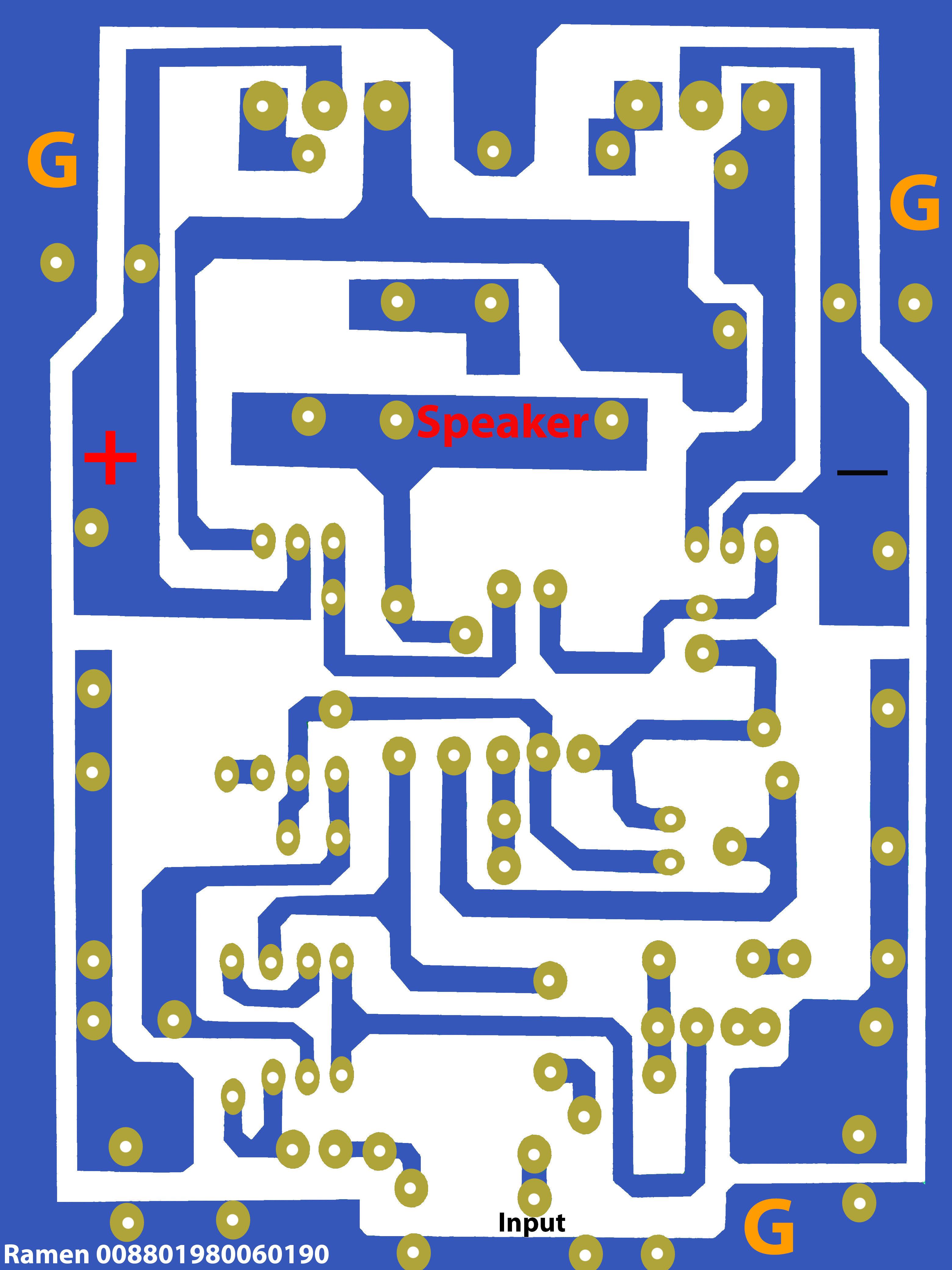 2sc5200 2sa1943 amplifier circuit diagram pcb electronics help care Stereo Audio Amplifier Circuit Diagram 2sc5200 2sa1943 amplifier circuit diagram pcb