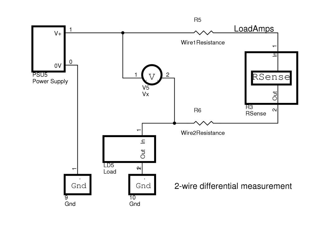 CurSns2. Current Sense Resistors.