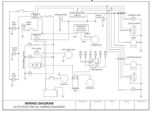 wiring diagram drawing tool