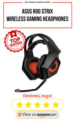 ASUS ROG STRIX Wireless Gaming Headphones Review