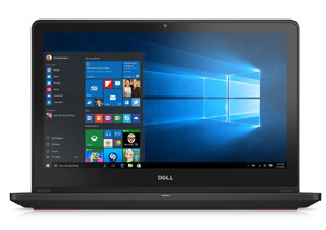Dell Inspiron I7559 2512BLK 15.6 Inch FHD Laptop