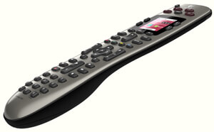 Logitech Harmony 650 Infrared All In One Remote Control 2