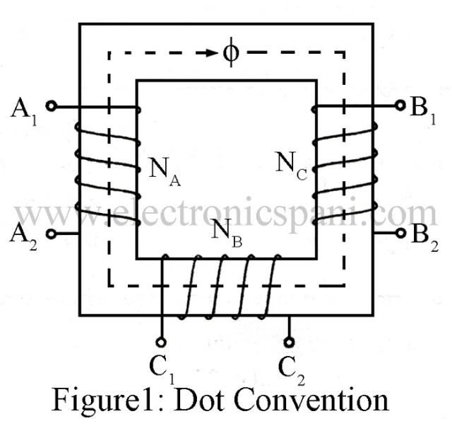 Wondrous Dot Convention Inductor In Series And Parallel Electronics Tutorials Wiring Database Aboleterrageneticorg