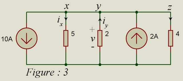 kirchhoff's Current Law Examples with Solution - Electronics Tutorials