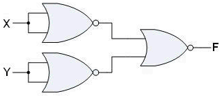 Explain The Logic NOR Gate and Its operation and How It