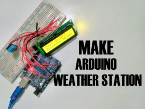 arduino weather station