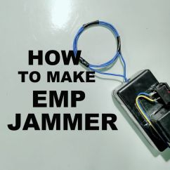 3 Wire Switch Diagram Stem And Leaf Range How To Make Emp Jammer - Electronics Projects Hub