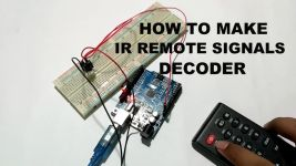 ir remote decoder using arduino Archives - Electronics