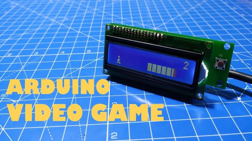arduino video game