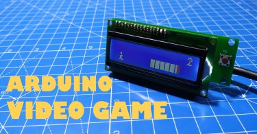 arduino video game