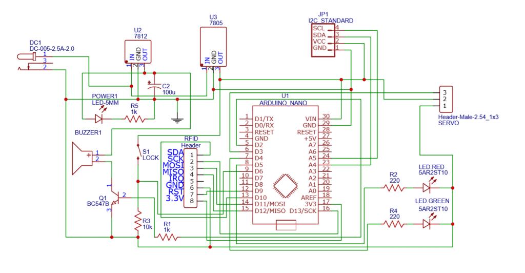 How To Make Rfid Door Lock System Using Arduino