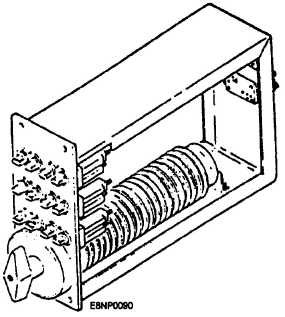 Manually Operated JR Switch Panel Assembly
