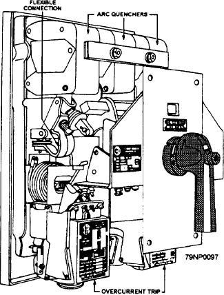 Figure 2-50.--Type ACB circuit breaker.