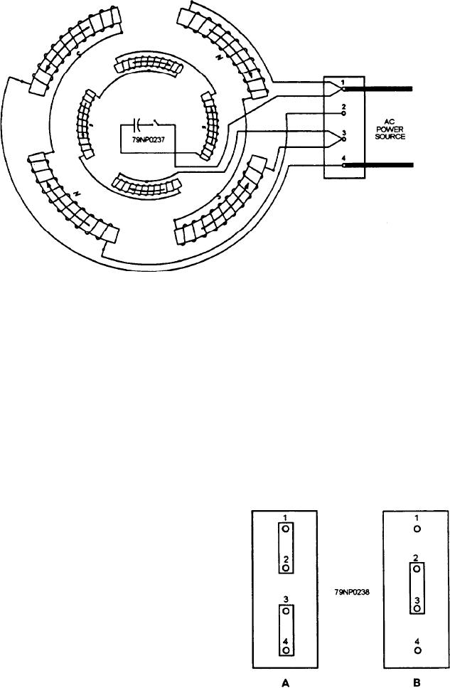 Single Phase Capacitor Start Motor Wiring Diagram