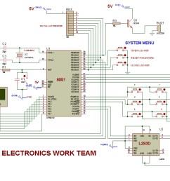 block diagram 8051 microcontroller description [ 4850 x 3079 Pixel ]