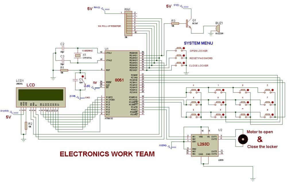 medium resolution of block diagram 8051 microcontroller description