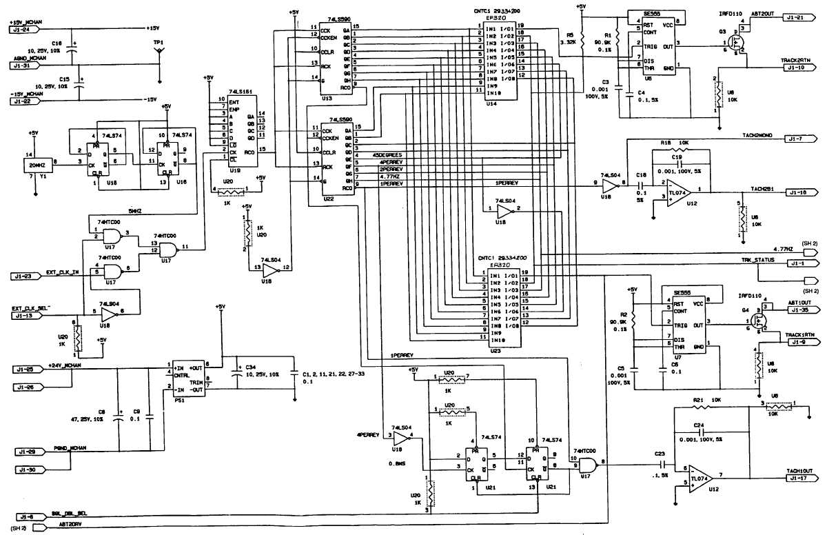 Simple Signal Generator Schematic