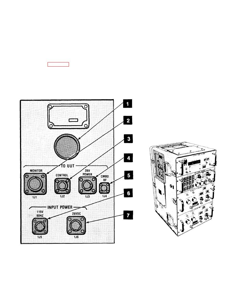 BTS CABINET AND CONTROL PANEL ASSEMBLY 1A1