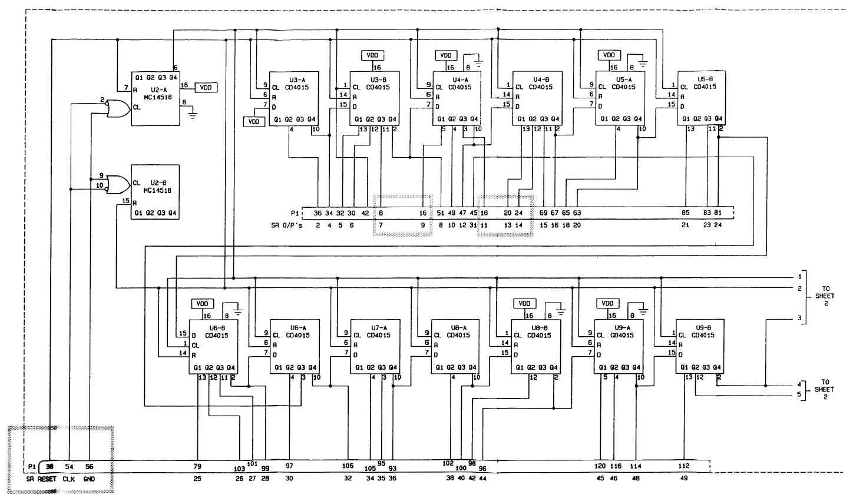Schematic Sheet