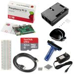 Kit Raspberry Pi 3 Completo – Complete Pack Kit