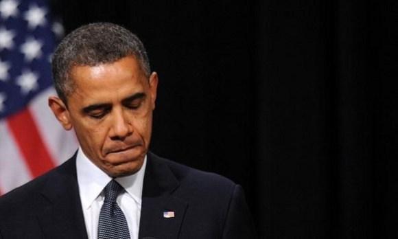 Obama at Newtown Memorial Service