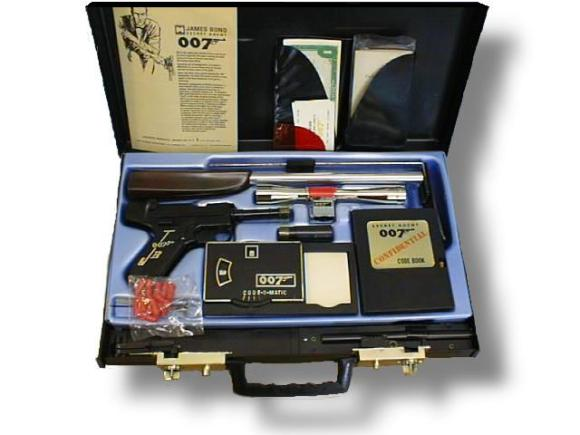 007 Attache Case