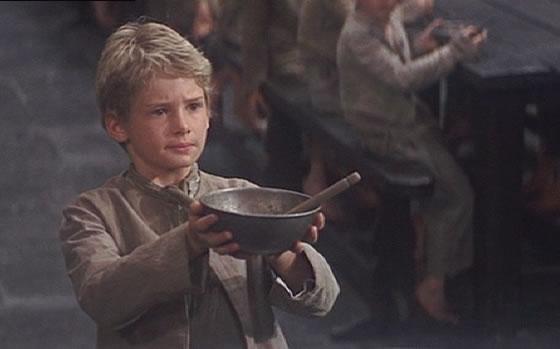 "Scene from ""Oliver!"""