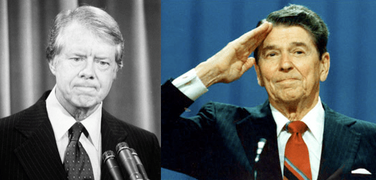 Carter/Reagan