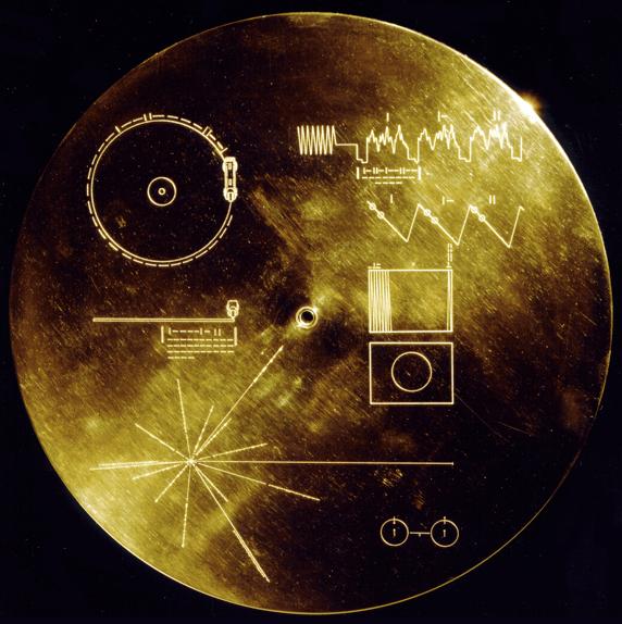 Voyager 1 Golden Disc