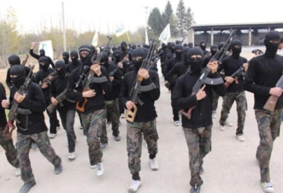 ISIS Commandos