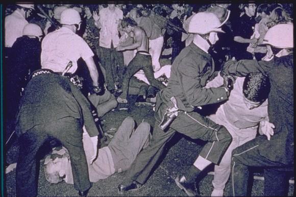 Chicago, August 1968