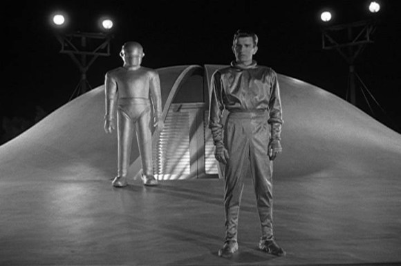 "From ""The Day the Earth Stood Still"""