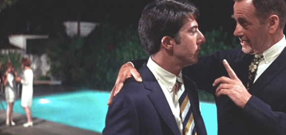 """From """"The Graduate"""""""