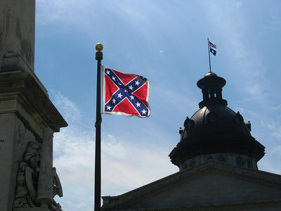 SC Confederate Flag