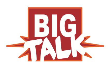 Big Talk Logo Usable Screen Shot