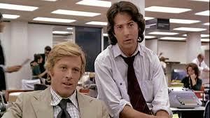 Redford (L) & Hoffman