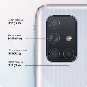 Samsung Galazy A71 Back camera