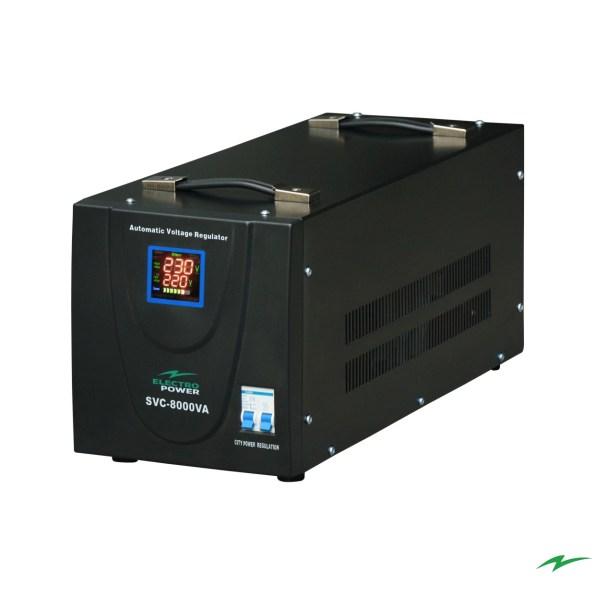 Stabilizator tensiune Electropower EP-SVC-8000VA-(6400W)-230V