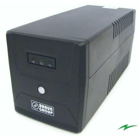 Sursa UPS Braun Group line-interactive 2000VA LED