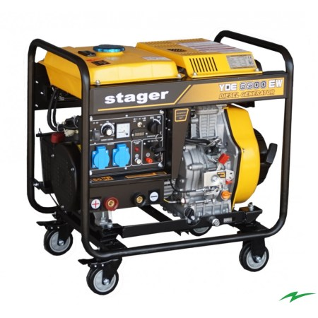 Generator Stager YDE6500EW